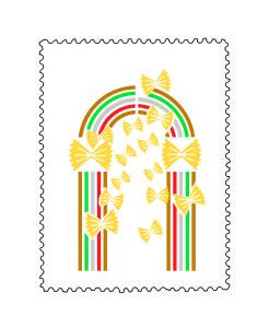 francobollo per sito